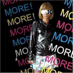 MORE! MORE! MORE!(初回生産限定)(DVD付)