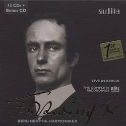 Wilhelm Furtwangler(The Complete RIAS Recordings)