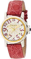 [リトモラティーノ] 腕時計 D3EB87GS 正規輸入品 ピンク  文字盤色-ホワイト