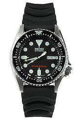 セイコー逆輸入モデル ダイバーズ DIVERS 200m防水 機械式(自動巻き) SKX013K [海外輸入品] メンズ 腕時計 時計