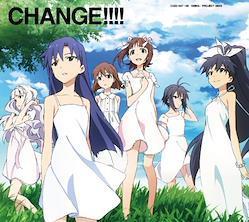 CHANGE!!!!(初回限定盤)(DVD付)