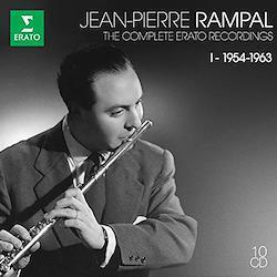 Jean-Pierre Rampal: The Complete Erato Recodings, Vol. 1 - 1954-1963
