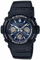 CASIO (カシオ) 腕時計 G-SHOCK(Gショック) 電波ソーラー AWG-M100SB-2A メンズ 海外モデル  [並行輸入品]  【4】AWG-M100SB-2A