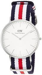 [ダニエル・ウェリントン] 腕時計 0202DW 並行輸入品 ホワイト  文字盤色-ホワイト