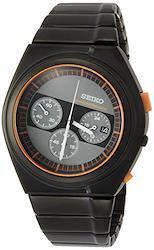 [セイコーウォッチ] 腕時計 スピリット 「SEIKO×GIUGIARO DESIGN 1%カンマ%500本 SCED053  文字盤色-ブラック