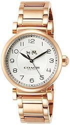 [コーチ] 腕時計 14502395 レディース 並行輸入品 ピンクゴールド [並行輸入品]  文字盤色-ホワイト
