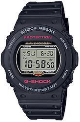 [カシオ]Gショック G-SHOCK メンズ クオーツ 腕時計 DW-5750E-1 グレー/ブラック [並行輸入品]  ブラック