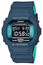 [カシオ] 腕時計 ジーショック G-SHOCK DW-5600CC-2JF メンズ ブルー