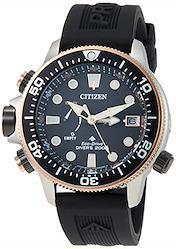 [シチズン] 腕時計 プロマスター エコ・ドライブ マリンシリーズ アクアランド200m プロマスター30周年記念限定モデル 世界限定6%カンマ%000本 シリアルNo.入り BN2037-11E メンズ ブラック  文字盤色-ブラック