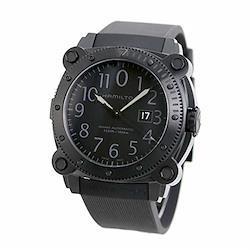 [HAMILTON(ハミルトン)] 腕時計 KHAKI BeLOWZERO 1000(カーキ ビロウゼロ1000) 100気圧防水 H78585333 メンズ [並行輸入品]