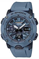 [カシオ] 腕時計 ジーショック ユーティリティカラー カーボンコアガード構造 GA-2000SU-2AJF メンズ ブルー F 2AJF