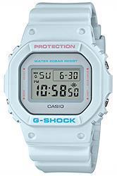 [カシオ] 腕時計 ジーショック スプリングカラー DW-5600SC-8JF メンズ グレー