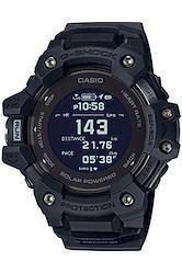 [カシオ] 腕時計 ジーショック G-SQUAD GBD-H1000-1JR メンズ ブラック  ブラック
