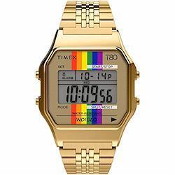 Timex(タイメックス) T80 34mm 腕時計 One Size ゴールドの誇り One Size Gold Pride