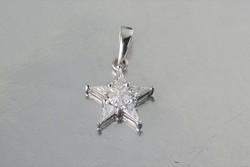 【日本製】星に願いを 七夕にお勧め ☆彡 ダイヤモンドペンダント カイトカット