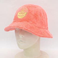 CHANEL / シャネル ◆ココビーチ パイル バケットハット ピンク SIZE:M ブランド【メンズ/MEN/男性/ボーイズ/紳士】【帽子/ぼうし/ハット/キャップ/帽】 【中古】