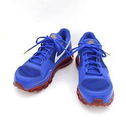 NIKE / ナイキ ◆Trainer 1.3 Max Manny Pacquiao/ブルー/26cm 472901-416 メンズファッション【メンズ/MEN/男性/ボーイズ/紳士】【靴/クツ/シューズ/SHOES】 【中古】