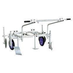 ハラックス ハーリー アルミ製 マルチ張り器 PT-1350