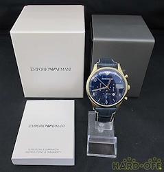 EMPORIO ARMANI クォーツ・アナログ腕時計 AR-1862