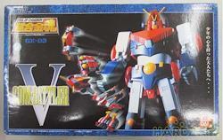 BANDAI スーパーロボット 超合金魂 コンバトラーV