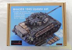 LEGEND 戦車・軍用車両 M4A3E8