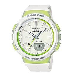 CASIO (カシオ) 腕時計 Baby-G (ベビーG) ~for running~ STEP TRACKER BGS-100-7A2 レディ-ス 海外モデル [並行輸入品]