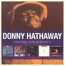 DONNY HATHAWAY - ORIGINAL ALBUM SERIES