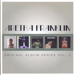 Aretha Franklin (Original Album Series%カンマ% Vol. 2)