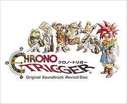 Chrono Trigger Original Soundtrack Revival Disc 【映像付サントラ/Blu-ray Disc Music】(特典なし)