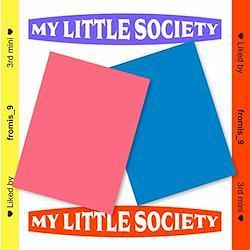 My Little Society (3RD MINI ALBUM/輸入盤)