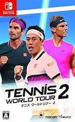 テニス ワールドツアー 2 -Switch