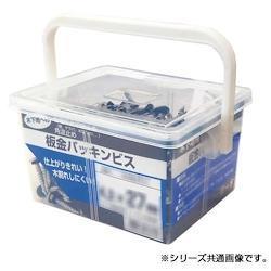 板金パッキンビス 角ボックス 茶 18mm 500本入 PS018RR