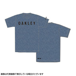 Oakley(オークリー) RASH TEE 8.0 482396JP Denim Heather L