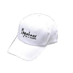 メガバス メガバスFIELD CAP BRUSH LOGO WH/BK