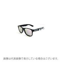 DANG SHADES(ダンシェイディーズ) LOCO BKMatteXRose M(ミラー)偏光サングラス