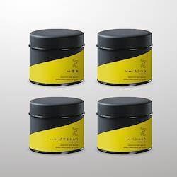 【ギフト人気】緑茶4種セット(10tea bags)