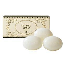 横浜油脂 emure soap エミューソープ 3個入り