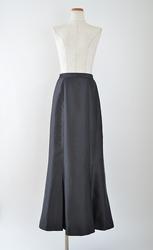 ゆったりマーメイドスカート