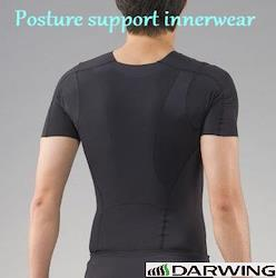 DARWING SELECT (Posture support innerwear, Men