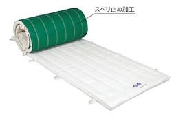 体操マットST(スポンジ50)スベリ止め付 (90×180×5)