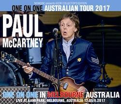 PAUL McCARTNEY - ONE ON ONE IN MELBOURNE 2017 (6CDR)