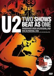 U2 - TWO SHOWS BEAT AS ONE (1DVD)