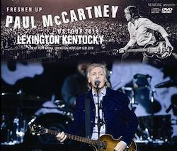 PAUL McCARTNEY - FRESHEN UP TOUR 2019: LEXINGTON KENTUCKY (3CDR+1DVDR)
