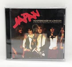 JAPAN - HEARTBREAKER IN LONDON (2CDR)