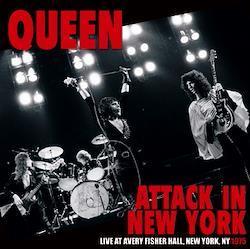 QUEEN - ATTACK IN NEW YORK 1975 (1CDR)