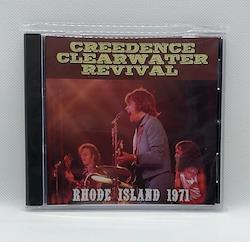 C.C.R.(CREEDENCE CLEARWATER REVIVAL) - RHODE ISLAND 1971 (1CDR)
