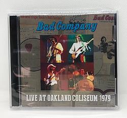 BAD COMPANY - LIVE AT OAKLAND COLISEUM 1979 (2CDR)