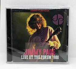 JIMMY PAGE - LIVE AT THE FORUM 1988 : LEGENDARY MILLARD MASTER (2CDR)