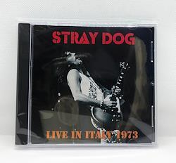 STRAY DOG - LIVE IN ITALY 1973 (1CDR)