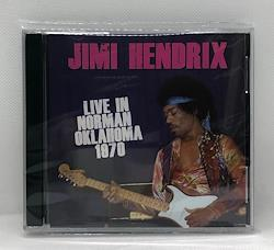 JIMI HENDRIX - LIVE IN NORMAN, OKLAHOMA 1970 (1CDR)